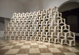 Escultura abstracta II, 2014