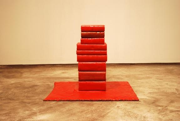 """S/T, libros de la Serie """"Los textos"""", 2012"""